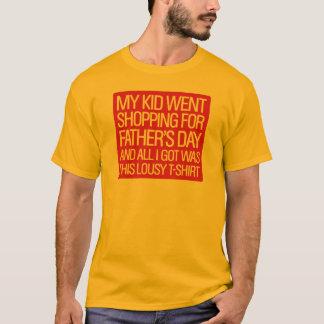 Der Vatertag T-Shirt