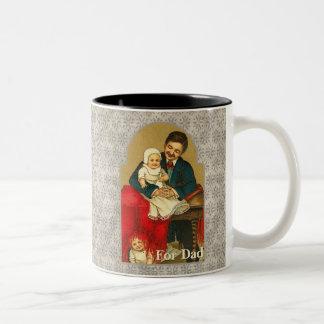 Der Vatertag Kaffeetasse