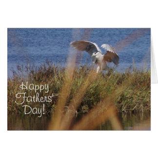 Der Vatertag Vogel-Tier-Tier- Karte