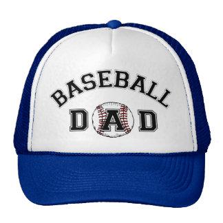 Der Vatertags-Baseball-Vati