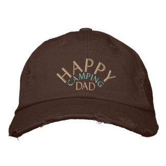 Der Vatertags-/der Geburtstags-Vati Camper-Vati- Besticktes Baseballcap