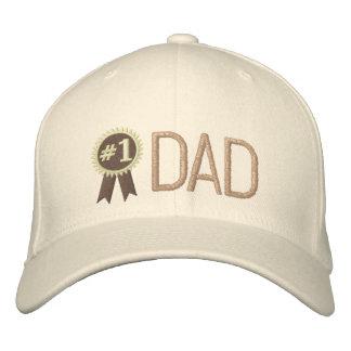 Der Vatertags-/der Geburtstags-Vati gestickter Hut Bestickte Baseballkappe