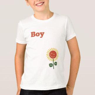 DER VATERTAGS-DES VATERS DER JUNGE T-Shirt