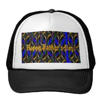Der Vatertags-Fraktal-Hut Caps