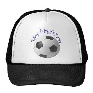 Der Vatertags-Fußball-Geschenke Truckerkappe