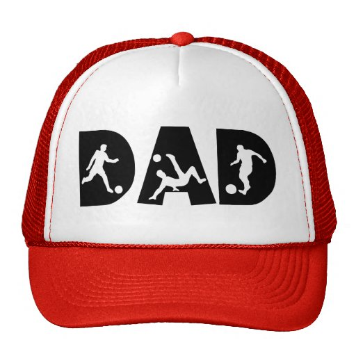 Der Vatertags-Fußball-Vati Kult Cap
