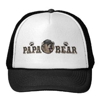 Der Vatertags-Gang Papa-Bärn- Retrokultmütze