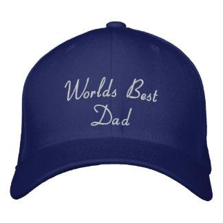 Der Vatertags-Geschenk Bestickte Baseballkappe