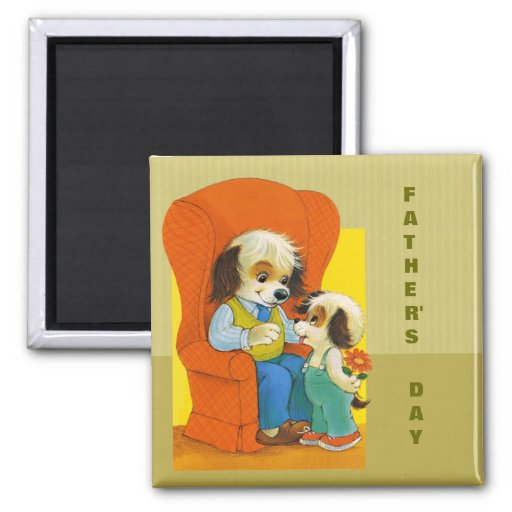 Der Vatertags-Geschenk Kühlschrankmagnete