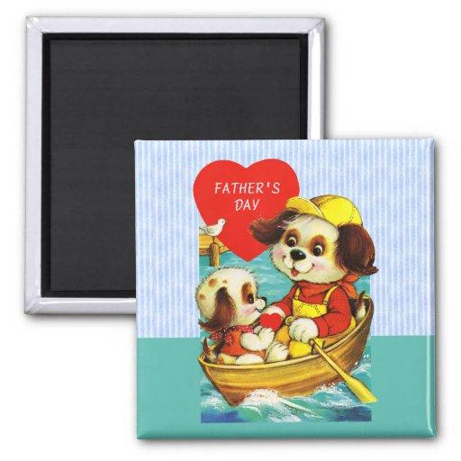 Der Vatertags-Geschenk Magnete