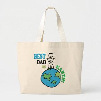 Der Vatertags-Geschenke Einkaufstaschen