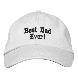 Der Vatertags-Hut Besticktes Cap