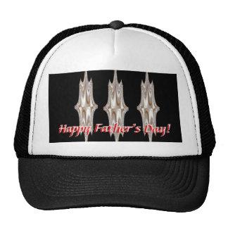 Der Vatertags-Hut Fraktal- Kappe