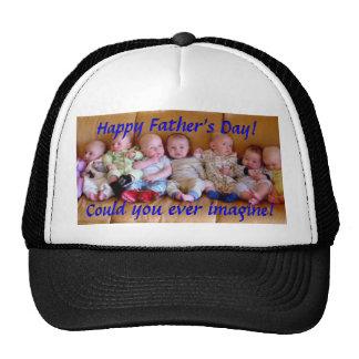 Der Vatertags-Hut Kultkappe
