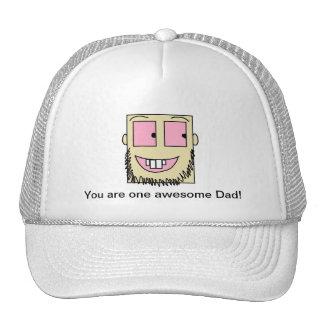 Der Vatertags-Hut Retrokappen