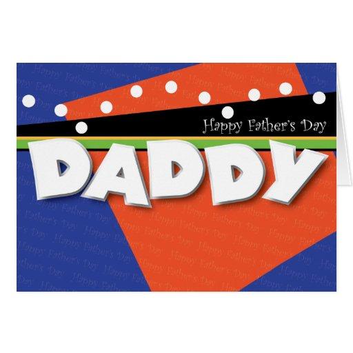 Der Vatertags-Karte Foto-Schablonen-