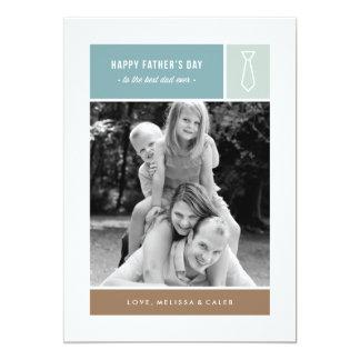 Der Vatertags-Karte gebundenes - Seeschaum 12,7 X 17,8 Cm Einladungskarte
