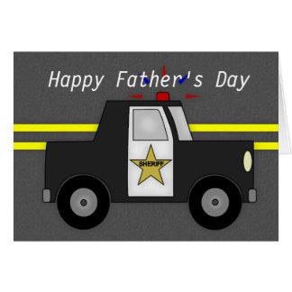 Der Vatertags-Karte Karte