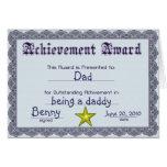 Der Vatertags-Karte Spaß-Preis-