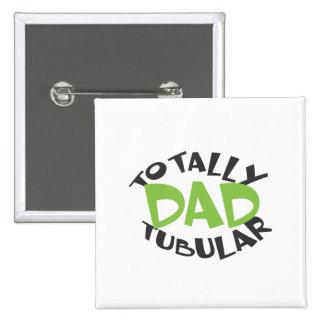 Der Vatertags-Knopf Button