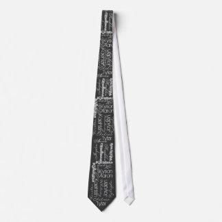 Der Vatertags-Krawatte Bedruckte Krawatten