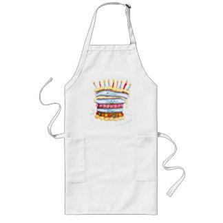 Der Vatertags-Kuchen-Schürze