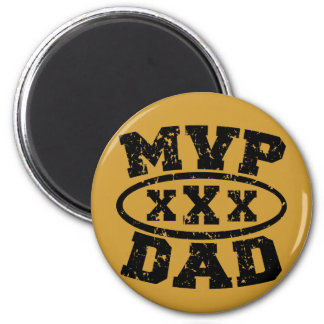 Der Vatertags-Produkte MVP-Vati- Magnets