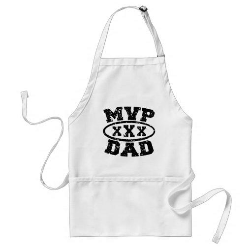 Der Vatertags-Produkte MVP-Vati- Schürze