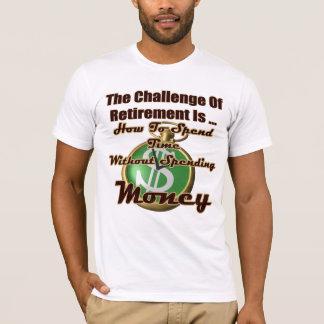 Der Vatertags-Ruhestands-T - Shirts