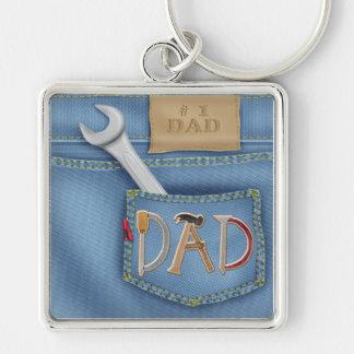 Der Vatertags-Schlüsselkette Werkzeug- Schlüsselband