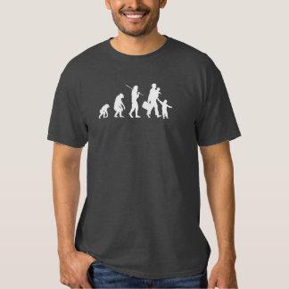 Der Vatertags-T - Shirt Evolutions-