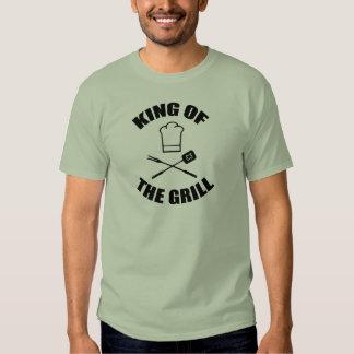 Der Vatertags-T - Shirt König-Of The Grill
