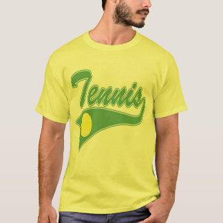 Der Vatertags-Tennis-T - Shirts