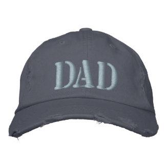 Der Vatertags-Vati-Kappe gesticktes Bestickte Mützen