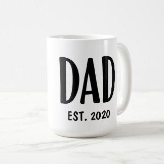 Der Vatertags-Vati-kundenspezifische Kaffee-Tasse Kaffeetasse