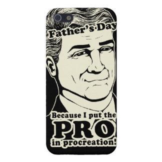 Der Vatertags-Zeugung iPhone 5 Hülle