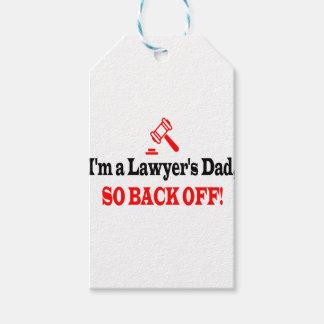 Der Vati des Rechtsanwalts Geschenkanhänger