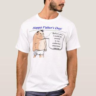 Der verärgerte Vatertag T-Shirt