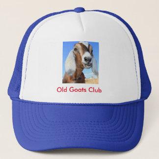 Der Verein-Hut der alten Ziege Truckerkappe