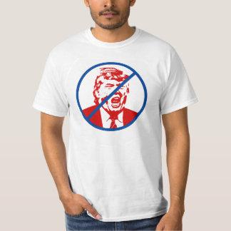 """Der Verlierer-Trumpf-T - Shirt der Männer: """"KEIN"""