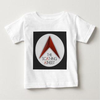 Der versengend Atheist Baby T-shirt