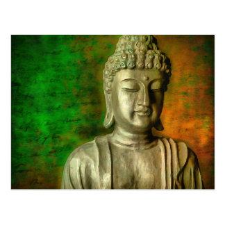 Der Verstand von Buddha Postkarte