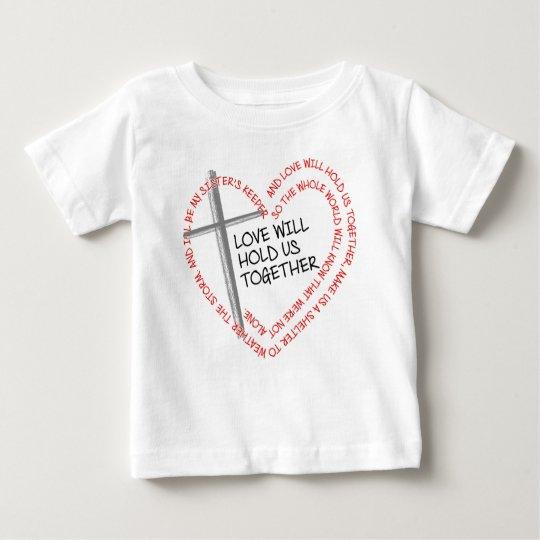 Der Wächter-Baby-Jersey-T - Shirt meiner Schwester