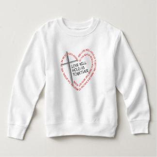 Der Wächter-Kleinkind-Sweatshirt meiner Schwester Sweatshirt