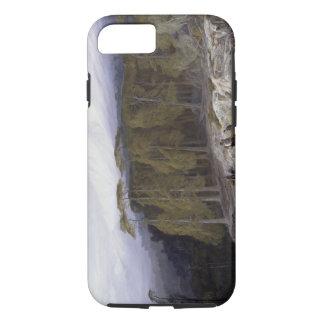 Der Wald von Valdoniello, Korsika, 1869 (Öl auf c iPhone 8/7 Hülle