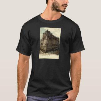 Der Waldorf Astoria, New York City 1908 Vintag T-Shirt