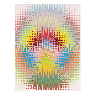 Der weckende Geist   - teilen Sie Ihren netten Postkarte