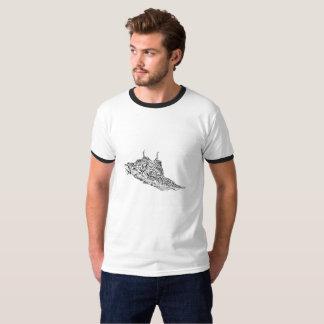 Der Wecker-des T - Shirt der Männer grundlegende