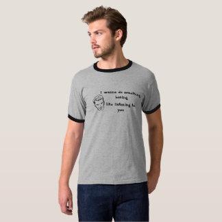 Der Wecker-T - Shirt der lustigen Männer