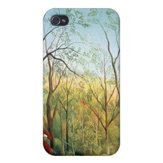 Der Weg im Wald, 1886-90 iPhone 4 Cover